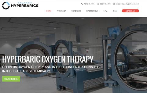 Orlando Hyperbarics